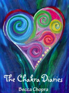Chakra Diaries Book Cover