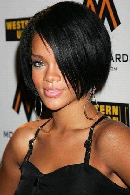 Trendy And Quirky Pictures Of Rihannas Short Hairstyles Paperblog