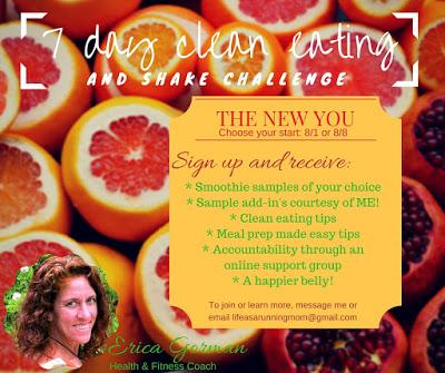 Join me! August Challenge Groups