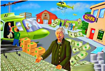 Helicopter Money [courtesy Google Images]