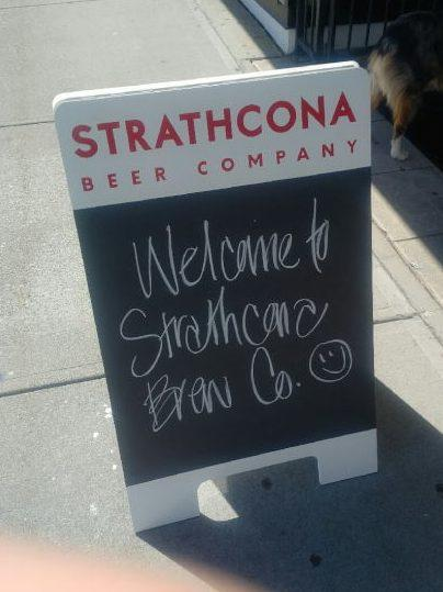 Strathcona Beer Company – Vancouver