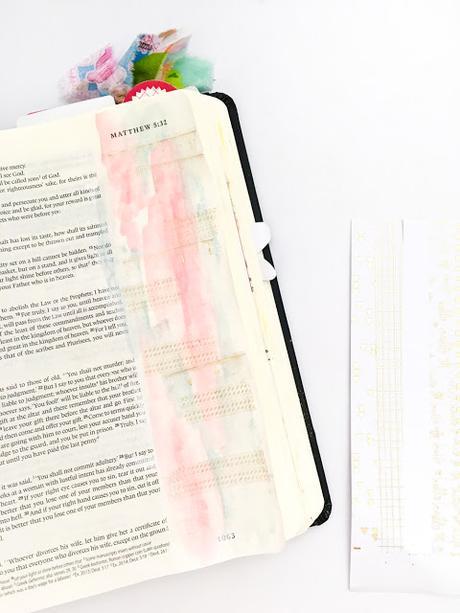 Citrus Twist Kits : Bible Journaling Tutorial