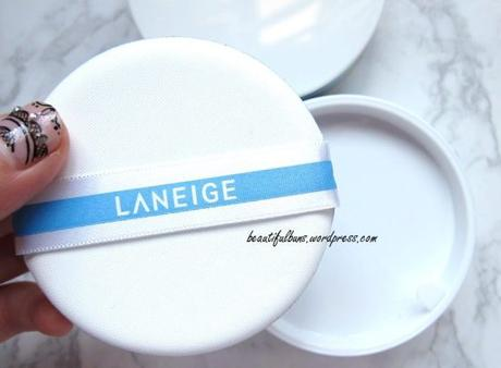Laneige Sparkling Body Cushion (2)