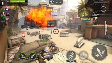 RIVAL FIRE APK v1.0.0 Download + MOD + DATA for Android