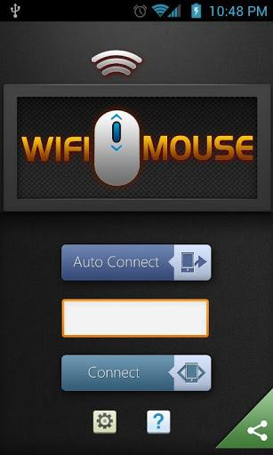 WiFi Mouse (Dark theme) v3.0.0 APK Download for Android