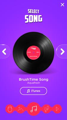 Aquafresh Brush time App: Review