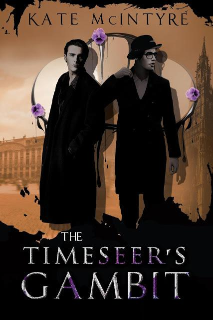The Timeseer's Gambit (Cover Reveal)