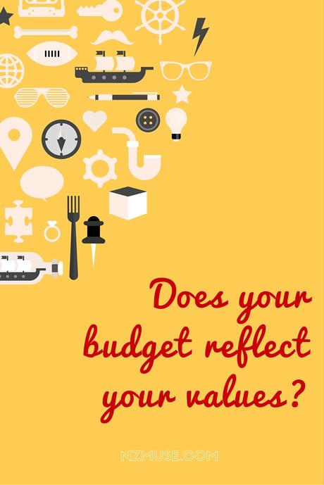 Does your budget reflect what you value?