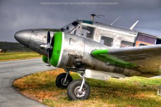 Pacific Coast Dream Machines, Beech 18,