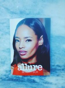 JULY 2016 ALLURE SAMPLE SOCIETY REVIEW