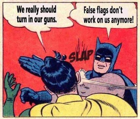 gun control false flags