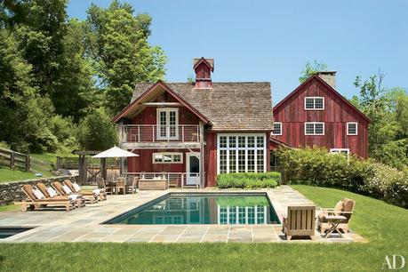 Old barns converted into beautiful family homes!