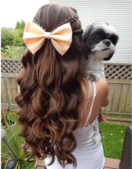 Curly Homecoming Hairstyles For Short, Medium U0026 Long Hair