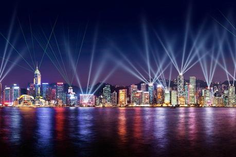 Travelling to Hong Kong China