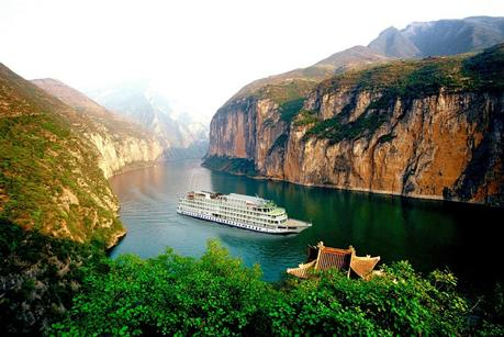 Travelling to Yangtze River