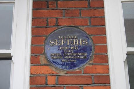 #plaque366 George Sefferis