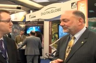 Jack Hild from Digital Globe at DGI 2013