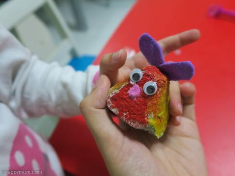 Creativity 521 #96 - Egg carton animals craft