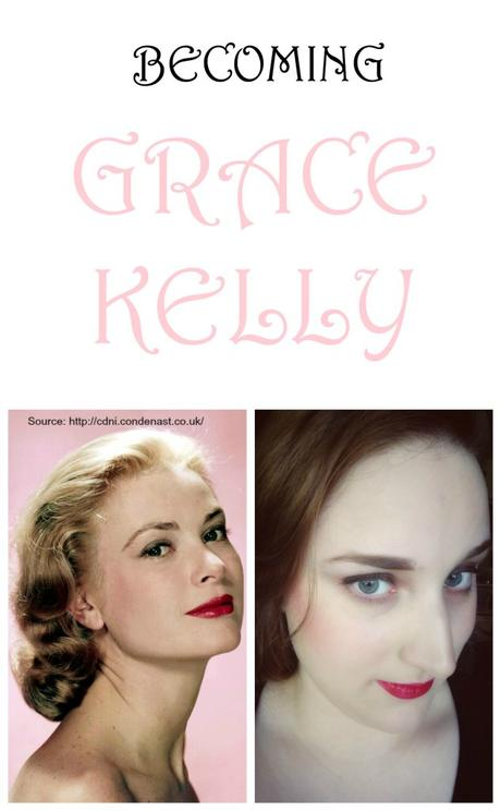 Becoming Grace Kelly