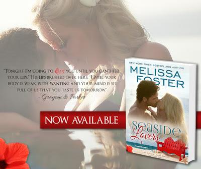 Melissa Foster's - Seaside Lovers: Grayson Lacroux