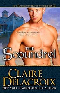 The Scoundrel by Claire Delacroix- Feature and Review