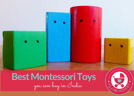 Best Montessori Toys you can Buy in India