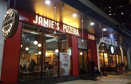 Jamie´s Pizzeria