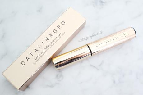 Catalina Geo Lash Power Volumizing Mascara Review