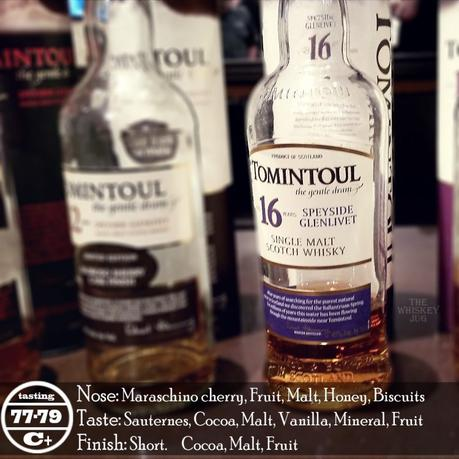 Tomintoul 16 Review