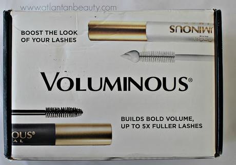 A Look Inside the Influenster & L'Oreal Voluminous Vox Box with Reviews and Swatches