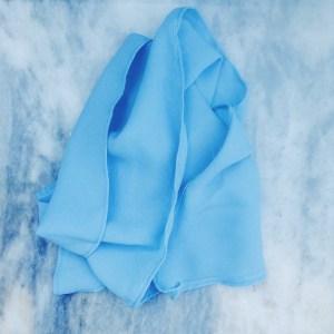 Foulard in Blue