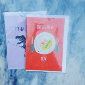 Jolly Awesome Greeting Cards