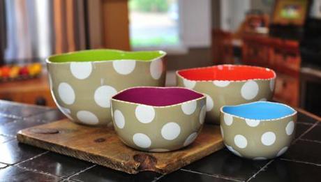 5 Creative Centerpiece Ideas with decorative bowls