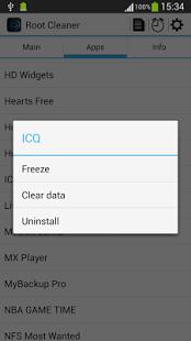 Root Cleaner - screenshot thumbnail