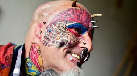 A Tattoo – Art of body modification