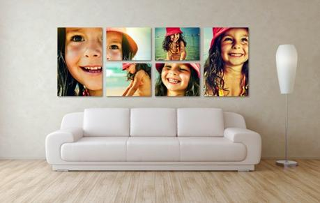 Amazing Canvas Prints From Your Own Photos
