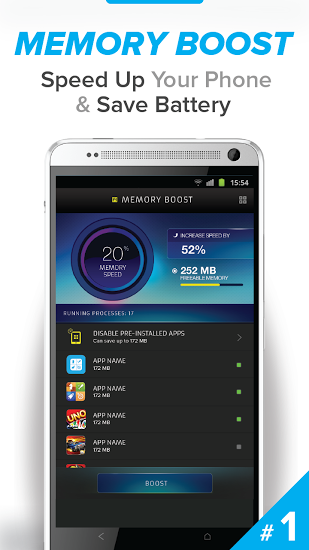 Cleaner - Speed Booster Pro - screenshot