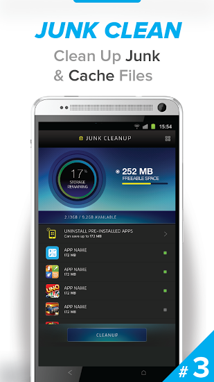 Cleaner - Speed Booster Pro - screenshot