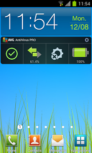 Mobile AntiVirus Security PRO - screenshot thumbnail