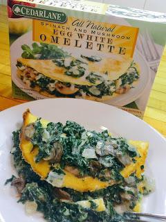 Healthful Egg White Omelet