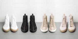 Oh Give Me A Home, Where The High-tops Roam:  Daniel Patrick Launches Mens Footwear