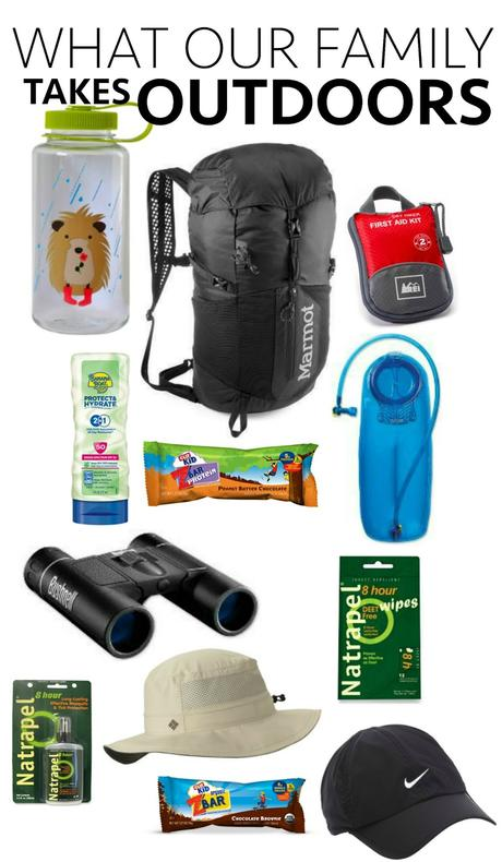 Getting outdoors: What we take with us birdwatching