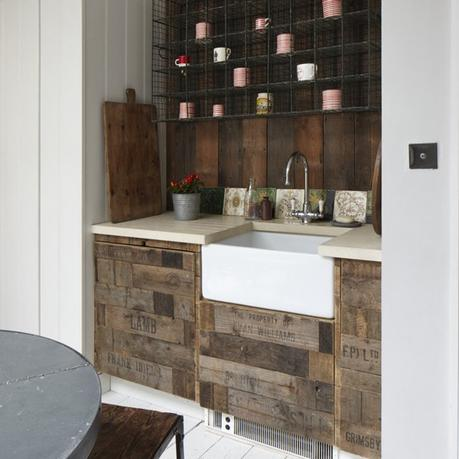 recycled kitchen idea