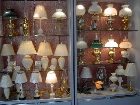 Dresden, a Lost History of Antique Lamps