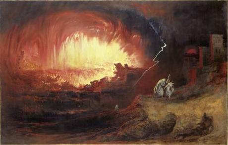 The Destruction of Sodom and Gomorrah, by John Martin, 1852