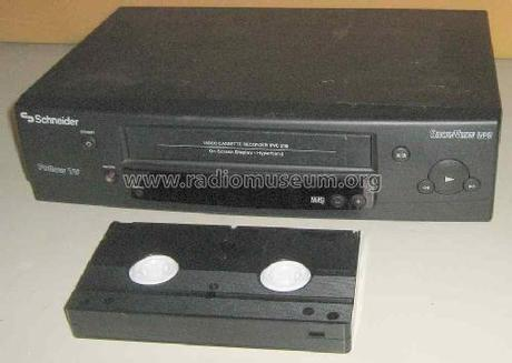 VCR / VCP - that played movie and your marriage cassettes - is dead !
