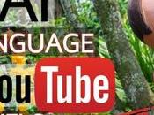 Thai Language YouTube Channels: Picks