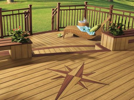 Popular Deck Fence Ideas