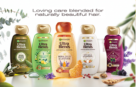 Garnier Ultra Blends Hair Care Range: Review