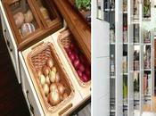 Emerging Kitchen Storage Design Ideas with Form Function